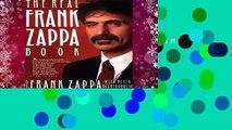Library  The Real Frank Zappa Book - Frank Zappa