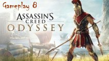 Assassin's Creed Odyssey. Gameplay 08