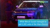 Hyundai Venue drives past Maruti Vitara Brezza to become top-selling compact SUV