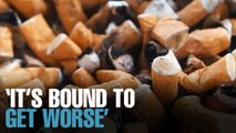 NEWS: Tobacco industry to get 'worse' -- JTI