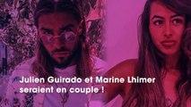 Julien Guirado se fait violemment gifler par Marine Lhimer en pleine rue