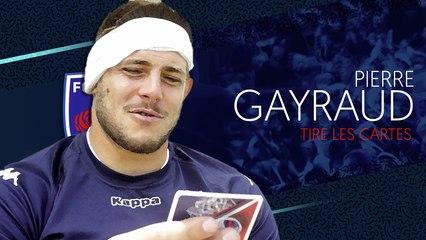 Pierre Gayraud tire les cartes