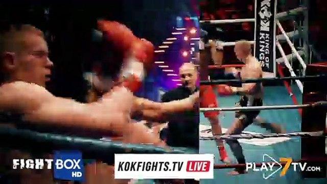 KOK FIGHT SERIES 16.08.2019 IN TURKEY ❗️