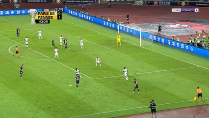PSG 2-1 Rennes | Trophees Des Champions 2019 Match Highlights