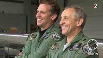 Royaume-Uni : un tour du monde à bord d'un avion de la Seconde Guerre mondiale