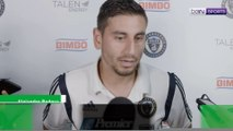 Alejandro Bedoya has no regrets over goal celebration