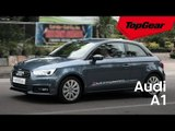Meet the sporty and fun-to-drive Audi A1