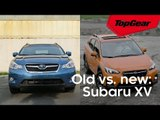In what ways does the all-new Subaru XV improve on the original?