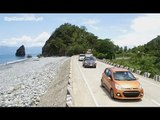 We take the Hyundai Grand i10, Grand Santa Fe and Grand Starex to Baler