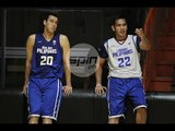 New faces at first day of Gilas Pilipinas practice
