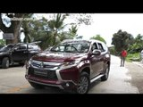 We drive the all-new Mitsubishi Montero Sport in Cebu