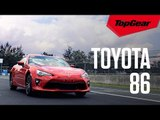 We get first dibs on the refreshed Toyota 86