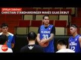 SPIN.ph Sidelines: Christian Standhardinger makes Gilas debut