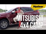 Rally champion Hiroshi Masuoka takes us for a ride in the Mitsubishi Montero Sport