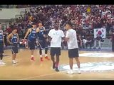 Wantaway Cavs guard Kyrie Irving makes an appearance in the Jones Cup in Taipei