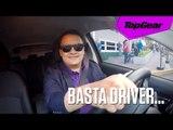 A car guy's Valentine: Basta driver, sweet lover