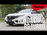 Is the Honda Civic RS Turbo the best sedan in the market?
