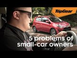 5 problems of small car owners