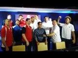 PBA stars go for Duterte