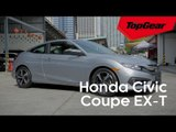 This is possibly the first Honda Civic Coupe EX-T in the Philippines