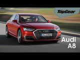 The all-new Audi A8 at a glance