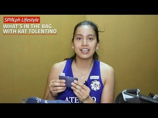 Spin.PH Lifestyle: What's in the bag with Kat Tolentino