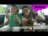 How to use your car as a recording studio