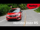 The Honda Jazz RS is now in the Philippines