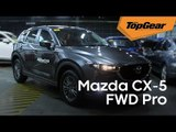 The base Mazda CX-5 is still one of the most stylish crossovers around