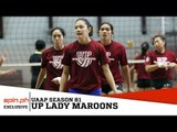 SPIN.ph Exclusive: UP Lady Maroons