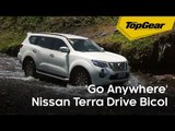 Feature: Driving the 2019 Nissan Terra in Bicol