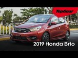 Feature: 2019 Honda Brio