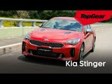 Feature: 2019 Kia Stinger GT