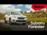 Feature: 2019 Subaru Forester 2.0i-S with EyeSight