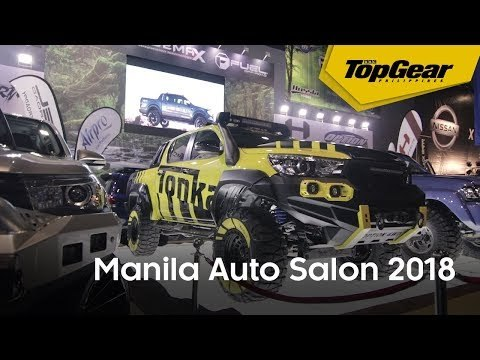 Feature: Manila Auto Salon 2018