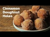 Cinnamon Doughnut Holes | Yummy Ph