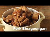 Pork Binagoongan Recipe | Yummy Ph