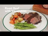Roast Beef with Vegetables Recipe | Yummy Ph