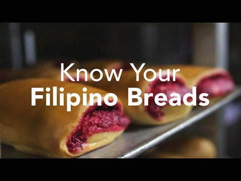 Know Your Filipino Breads | Yummy Ph