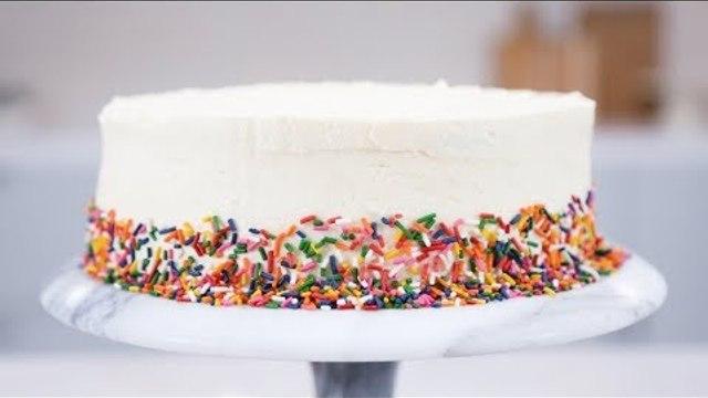 Sprinkles Cake Recipe | Yummy PH