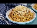 Classic Bolognese Spaghetti Recipe | Yummy PH