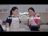 Fried Rice Recipe – Cooking With Newbies | Yummy PH