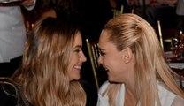 Mariage surprise pour Cara Delevingne et Ashley Benson