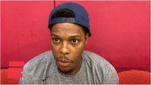Kyle Lowry happy for Kawhi Leonard after leaving for Clippers - FIBA World Cup