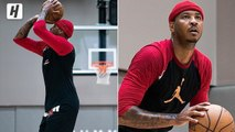 Carmelo Anthony Shows Why He Can Still Play in the NBA-