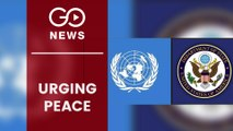 J&K: US & UN Urge India And Pak To Maintain Peace