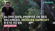 Nicolas Sarkozy : 60kmde vélo chaque jour pour garder la forme