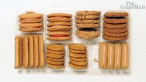 The definitive biscuit test: which Arnott's classic assorted will be eaten last? – video