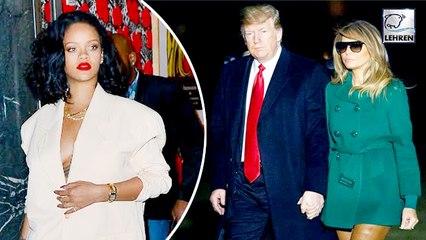Rihanna Slams Donald Trump Over His Response To El Paso Tragedy