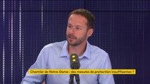 """Municipales à Paris : """"Le bilan d'Anne Hidalgo, c'est le bilan avant tout des écologistes"""", affirme David Belliard"""